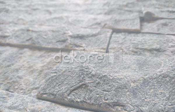 gray marble tumbled